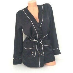NEW Victoria Secret Silk Kimono XS
